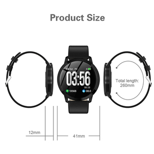 Image 3 - Smart Watch Series OLED Screen Push Message Bluetooth Connectivity Android IOS Men Women GPS Fitness Tracker Heart Rate Monitor