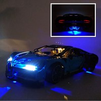 Led Light Set For legoings 42083 Compatible 20086 Bugatti Chiron Technic Race Car Building Blocks Toys Gifts(only light)