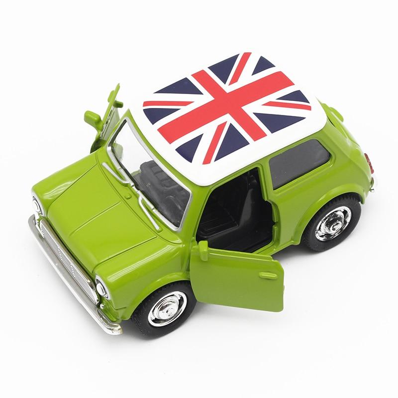 Toy Cars För Pojkar Mini Cooper Alloy Bil Baby Barn Leksaker För - Bilar och fordon - Foto 4