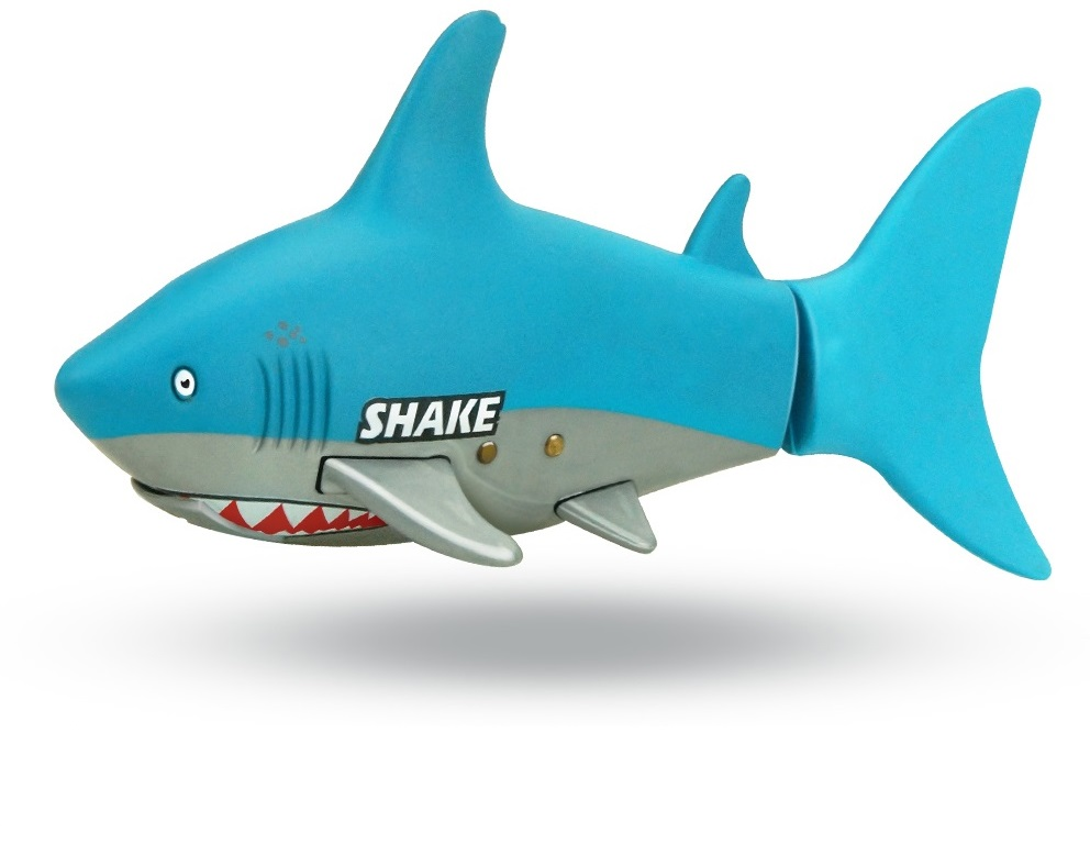 Mini RC Submarine toys for children child with radio wireless remote control shark model toys