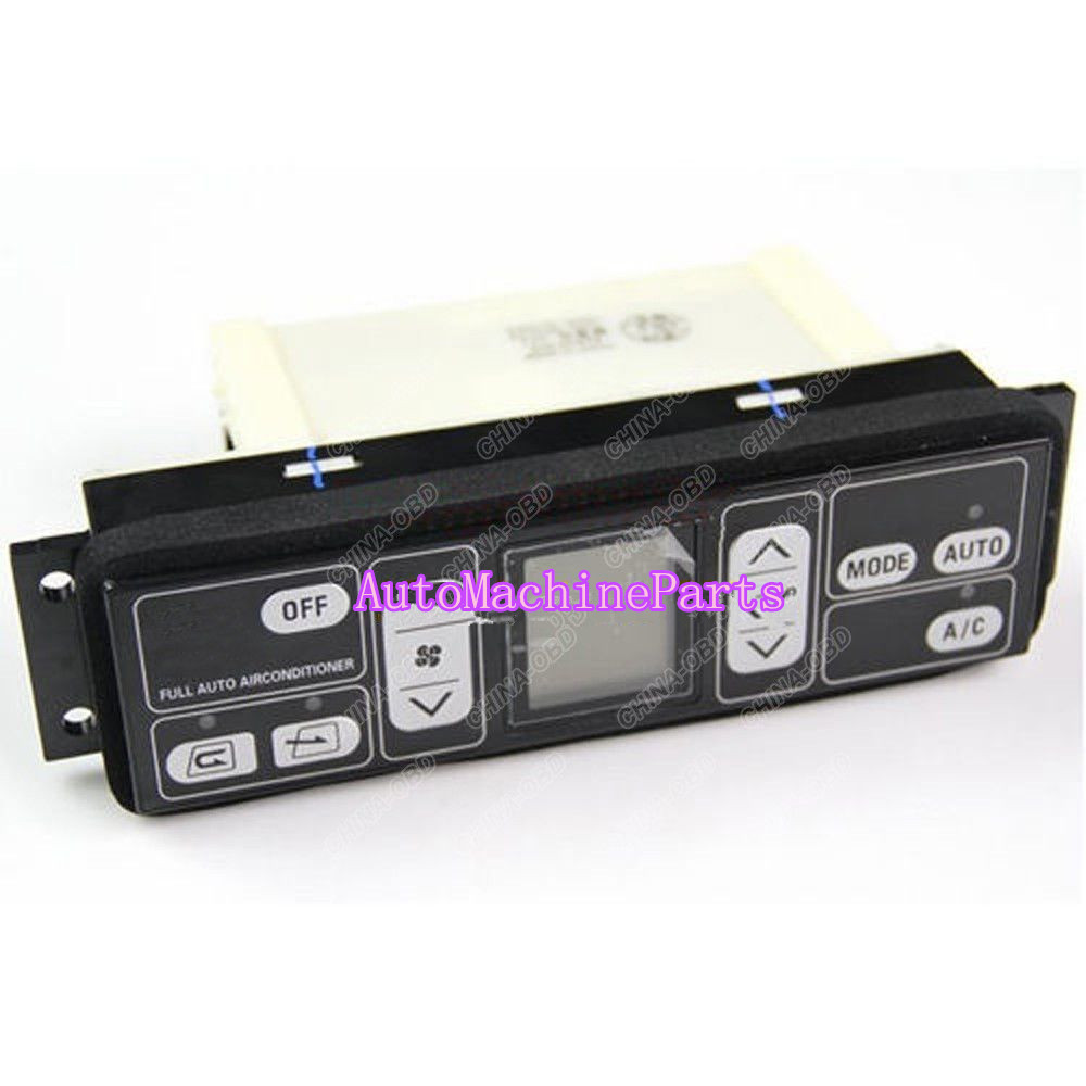 New Air Conditioner Control Panel for PC200-7 Excavator