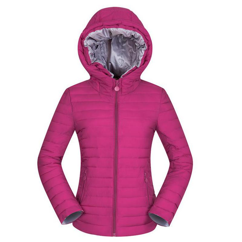 Autumn And Winter New parkas Foreign Trade Cotton Clothing New Women With Cap Thin Cotton Short fashion Female xdn828
