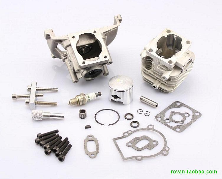 29CC 4 hole engine parts set for 1/5 fg baja hpi 5t,5b,ss 85160 carslan 1 2