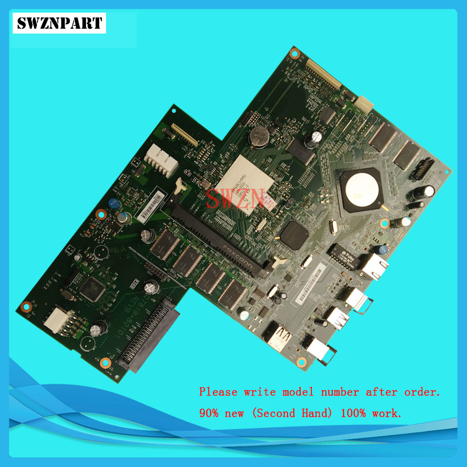 FORMATTER PCA ASSY Formatter Board logic Main Board MainBoard for HP M3027 M3027x M3035 M3035xs Q7819-60001 Q7819-61009 q7804 69003 q7804 60001 formatter pca assy formatter board logic main mother board mainboard for hp 2015 2015d p2015 p2015d