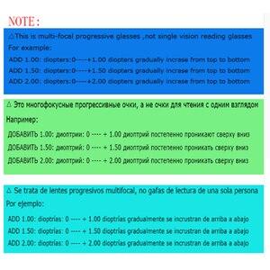 Image 2 - BELMON Đa Tiêu Cự Tiến Bộ Kính Đọc Sách Nam Diop Kính Mắt Presbyopic Kính Mắt + 1.0 + 1.25 + 1.50 + 1.75 + 2.00 + 2.25 + 2.5 RS318