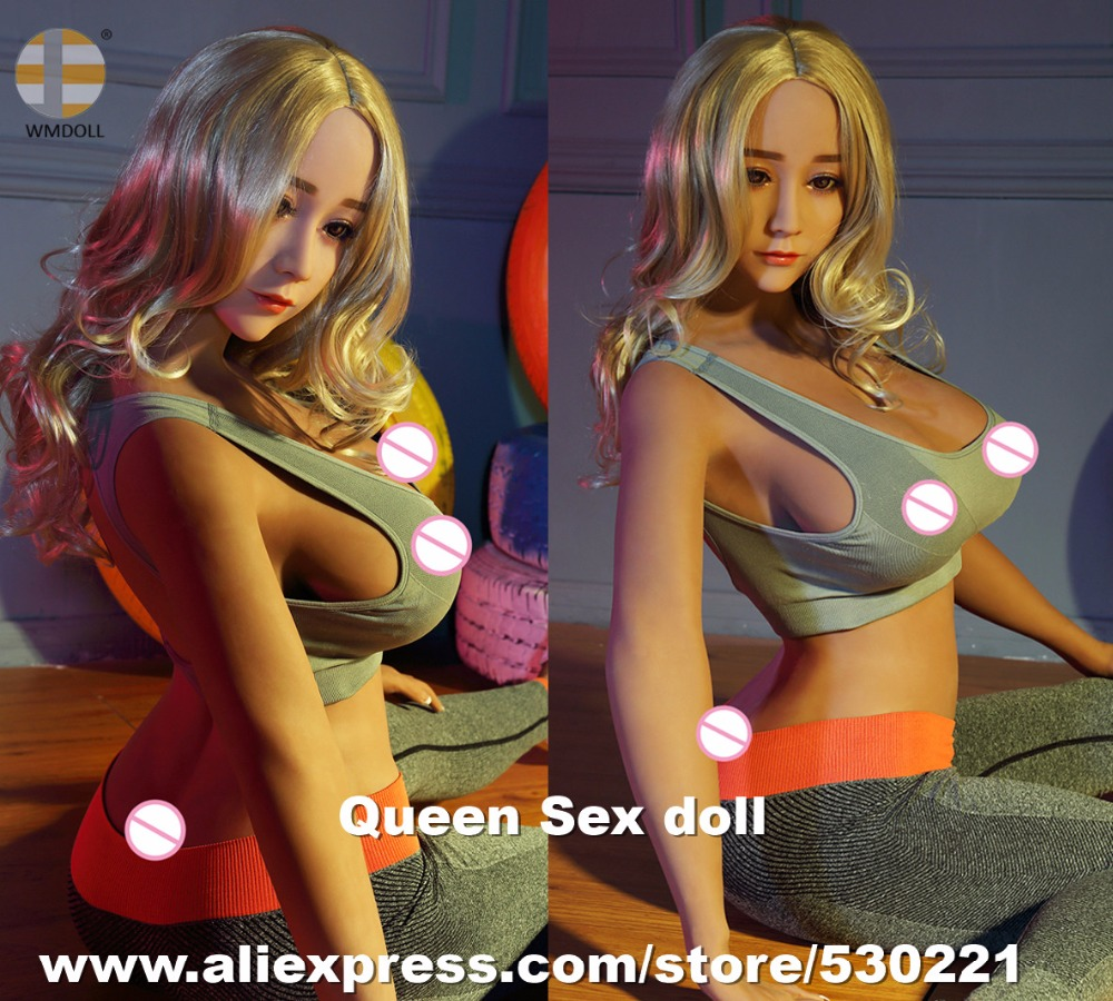 WMDOLL 168CM Top Quality Silicone Real Sex Dolls Big Ass Japanese Love Doll With Hollow Breast Lifelike Adult Sexy Products цена