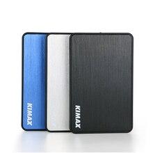 320G 2.5 inch mobile hard disk box USB 3.0 serial port laptop hard disks box hdd free installation external mechanical hard disk