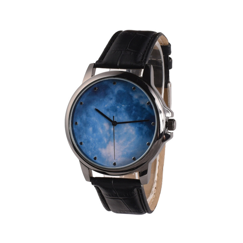 Essential Hot High Quality Fashion Trends Models Simple Leisure Star Hip-hop Table Men And Women Watches Jan18