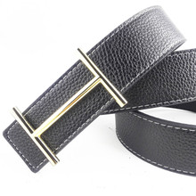 Casual H BELTS Designer Luxury Brand Belts for Mens Genuine Leather Male Women Jeans Fashion High Quality Strap Waistband