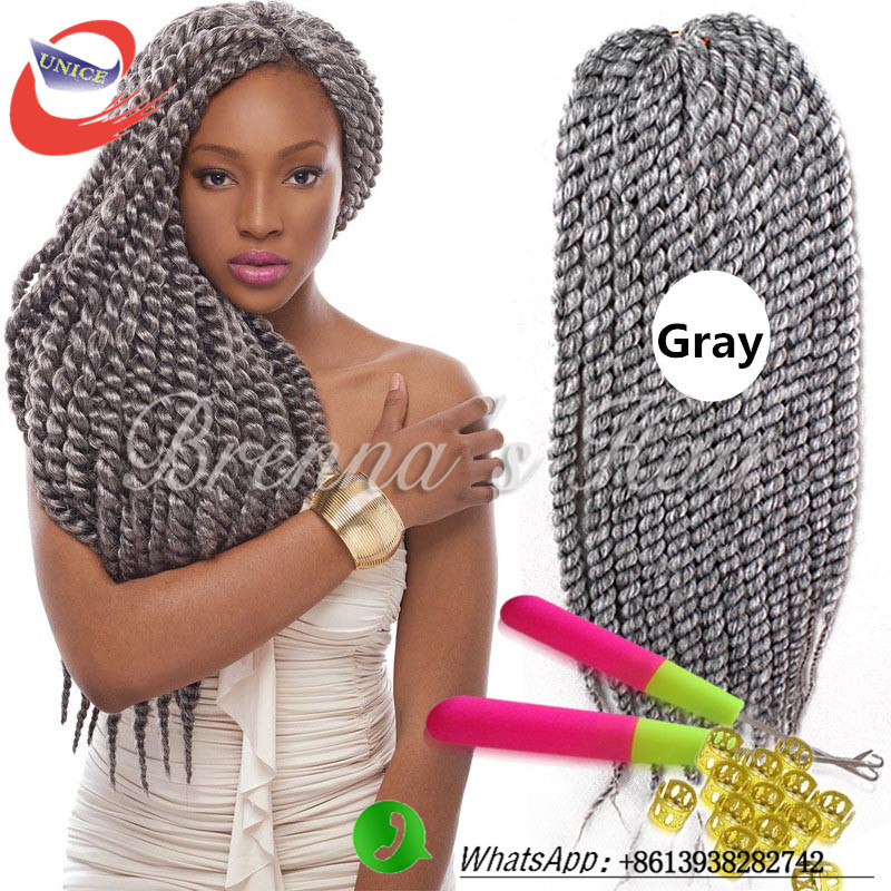 Crochet Braids Grey Hair : Popular Grey Hair Extensions-Buy Cheap Grey Hair Extensions lots from ...