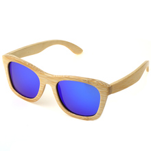 New Polarized Bamboo Wood Sunglasses Handmade Wooden Brand Designer Retro Style Glasses Men Women Sunmmer Fashion Eyewear
