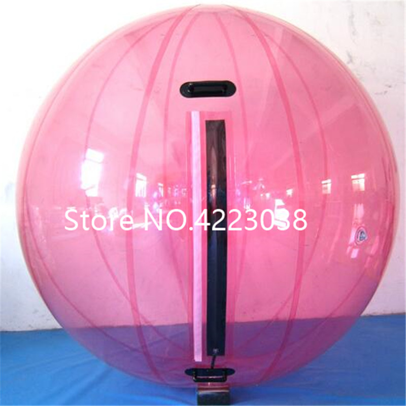 Free Shipping 2m Inflatable Human Hamster Ball Water Walking Ball Inflatable Giant Zorb Ball Inflatable Walking on Water