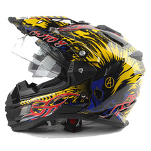 הגעה חדשה אפור עיניים THH tx27 אופנוע קסדות mtb downhill cascos motocicleta עם dual visor מכביש מוטוקרוס קסדת דוט