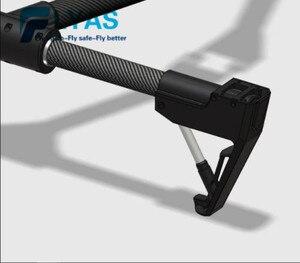 Image 5 - Engranaje de aterrizaje con tornillos LED, repuesto 9 para Dron DJI Inspire 1/V2.0/PRO T600 T601, pieza de repuesto Original en Stock