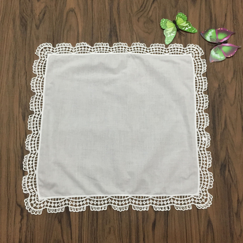 Set Of 12 Fashion Ladies Handkerchiefs 12