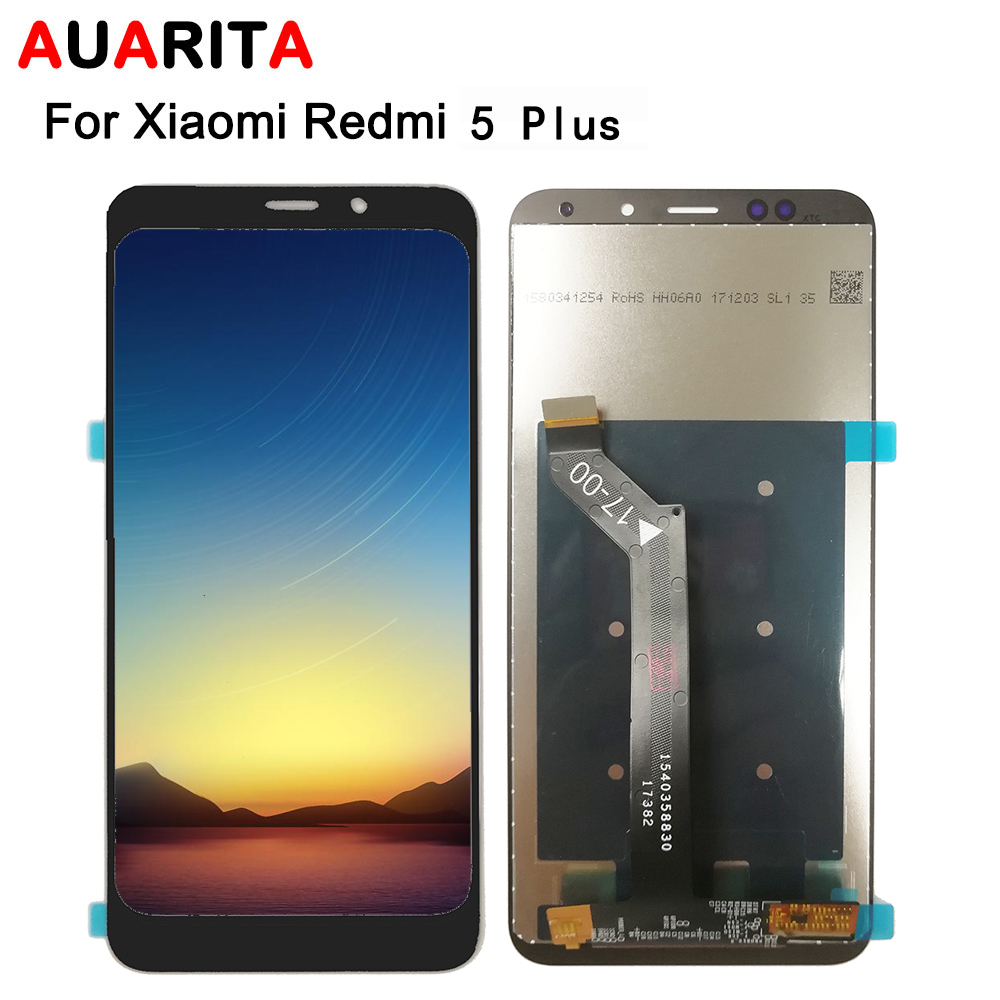 1pcs lcd For XiaoMi redmi 5 plus redmi5 plus LCD Display