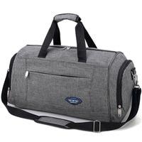 Yoga Mat Bag Fitness Gym Bags Sports Oxford Training Shoulder Bag Sport For Women Men Traveling Sport Bags