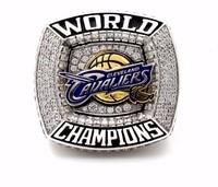 Drop Shipping MVP LeBron James 2016 Cleveland Cavaliers National Basketball Championship Ring