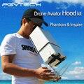 PGY 5.5 дюймов пульт дистанционного управления RC солнце Гуд тень DJI phantom 2 3 4 inspire1 Drone Авиатор Капот комплект Аксессуары fpv Quadcopter части