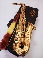 Hot France Selmer 802 Saxophone E Flat Alto High Quality Saxophone Accessorie Professional Musical Instruments Free