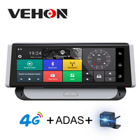 VEHON 7 84 Inch Car Navigator With Car Carmera Video Recorder 4G ADAS Dash Cam Bluetooth