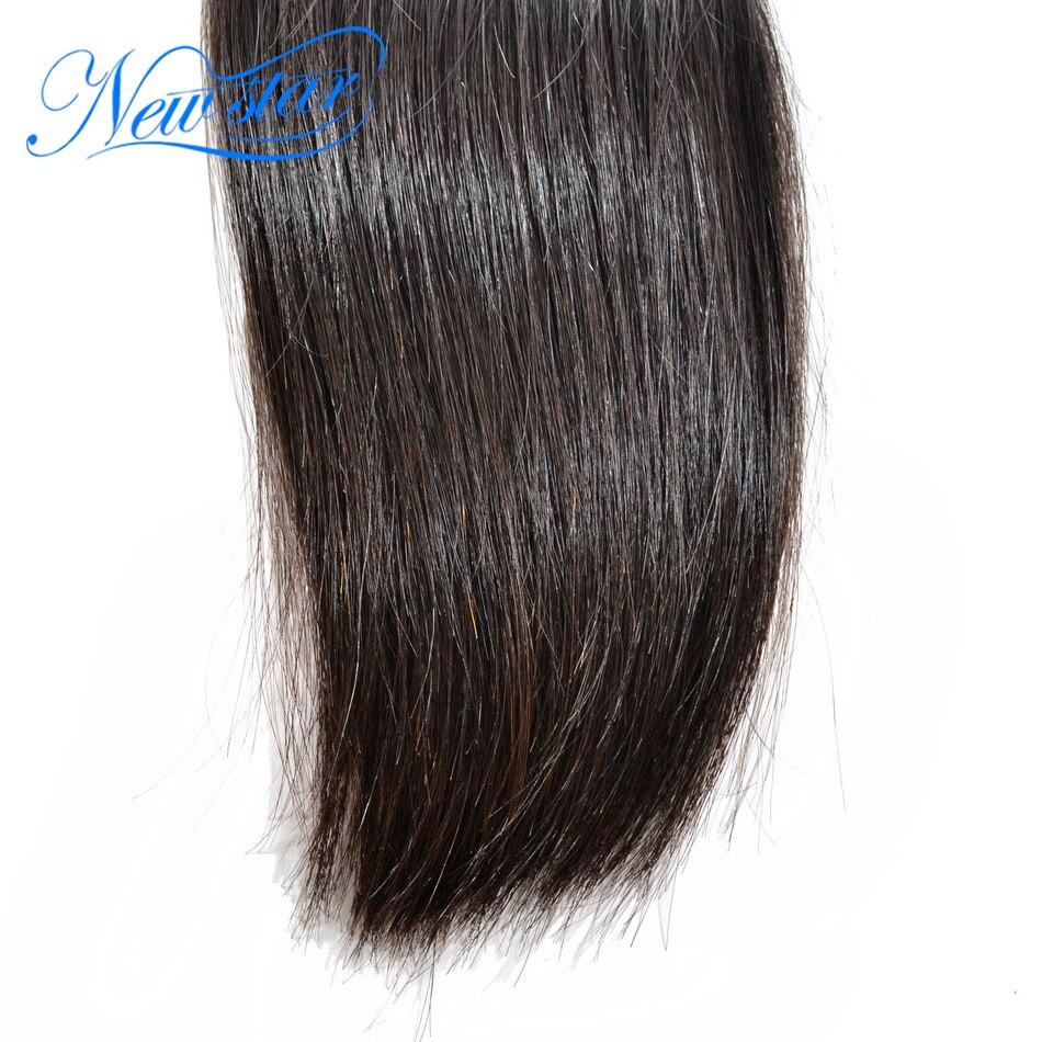 New Star Малайзии прямо Девы Человеческие волосы один Связки Natural Цвет 100% необработанные человеческие Инструменты для завивки волос Бесплатна...