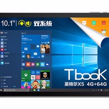 10.1 Inch1920x1200 Teclast Tbook10s Tbook 10s Dual OS Win10 Android 5.1 Tablet PC Intel Cherry Trail Atom X5 Z8350 4GB 64GB HDMI