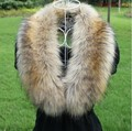 Female Imitation Fox Fur Collar Winter Warmer Leather Grass Imitation Raccoon Fur Collar False Collar Scarf  Womens Scarves