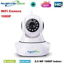 hot deal buy hd 1080p ip camera wifi camera surveillance camera sd 64gb camara wireless p2p ip camara ptz wifi security cam free shipping