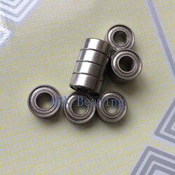 Бесплатная Доставка 10 ШТ. SMR126ZZ SMR126 Подшипники 6x12x4 мм Из Нержавеющей Стали Шарикоподшипники DDL-1260ZZ SSL-1260ZZ ABEC5