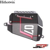SEP Motorcycle Radiator Side Protective Cover Grill Guard For Yamaha MT07 MT 07 2013 2014 2015