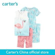 4 pcs bébé enfants enfants Ajustement serré Coton de Carter Pyjama 331G354, vendu par Carter de Chine boutique officielle
