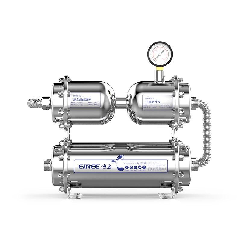 ᑎ‰Nuevo patrón purificador de agua Acero inoxidable 6 etapa de ...