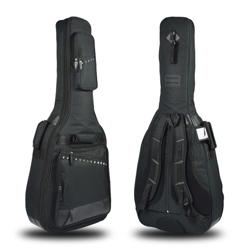 premium waterproof stereoscopic fabric 41inch acoustic guitar bag 38 39inch classical guitar. Black Bedroom Furniture Sets. Home Design Ideas
