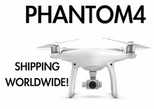 DJI Phantom 4 Quadcopter Drone with top speed of of 44.7mph CP.PT.000312 NEW