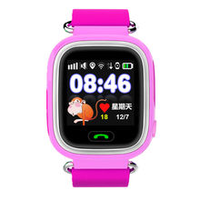 New kid smart watch Q90 bluetooth baby watch as Halloween Gift for Children Wholeasle now