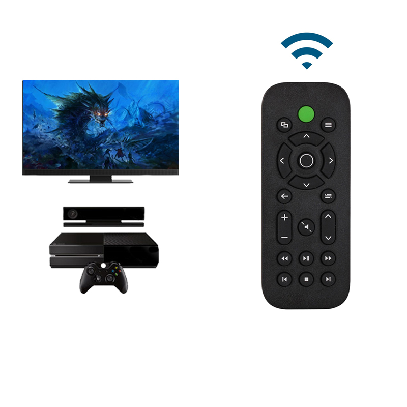 For XBOX ONE Entertainment Media Remote For Microsoft XBOX One Remote Controller Multimedia DVD TV Remote Control