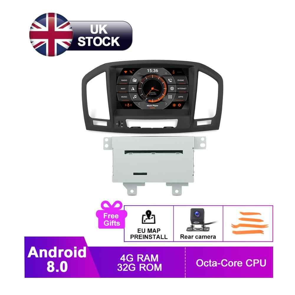 """8 """"ips Автомобильный DVD Android 8,0 для вооруженные силы США CD300 CD400 2009 2010 2011 2012 автоматическое радио GPS навигации резервного копирования Камера"""
