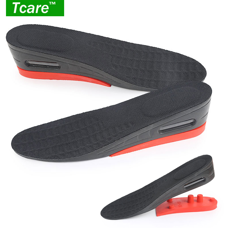 Air up Height Increase Elevator Shoes Insole Lift inch Taller EVA Foam Pair