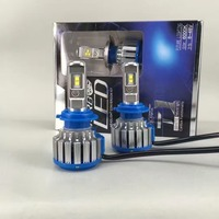 Newly Canbus Kit T1 Led Headlight 30W 6000k 12 24v H1 H3 H7 H8 H11 9005