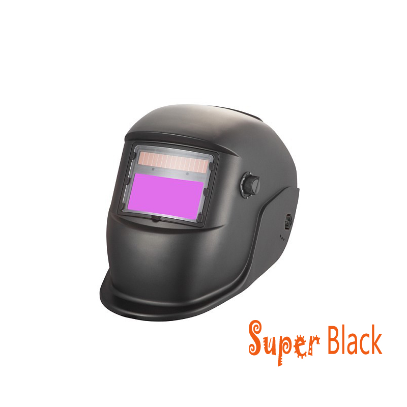 ФОТО Auto darkening welding  glass LCD FILTER, welding Mask Helmet  LCD LENS Solar +li-battery Masks