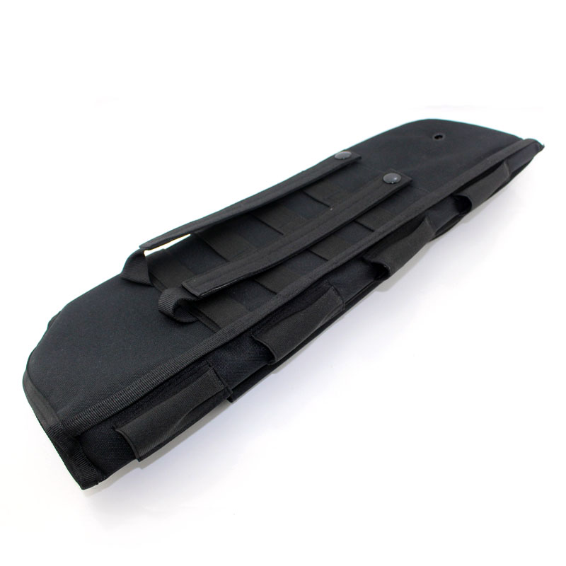 Image 4 - Tactical Shotgun Rifle Long Carry Bag Hunting Bag Gun Bag Scabbard Gun Protection Case Backpack Shoulder Sling Case Holster-in Holsters from Sports & Entertainment