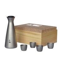 Fire maple Outdoor Portable Titanium Wind Pot Wine Cups Travel Lightweight Flagon Travel Drinkware