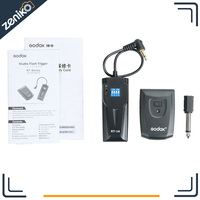 GODOX RT-16 low power consumption High-speed synchronous Wireless Studio Flash Trigger 16 Channels for Canon Nikon DSLR camera