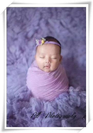 Newborn photography wrap christmas set baby cheesecloth wraps photography props newborn swaddle blanket backdrop layer fabric in hats caps from mother