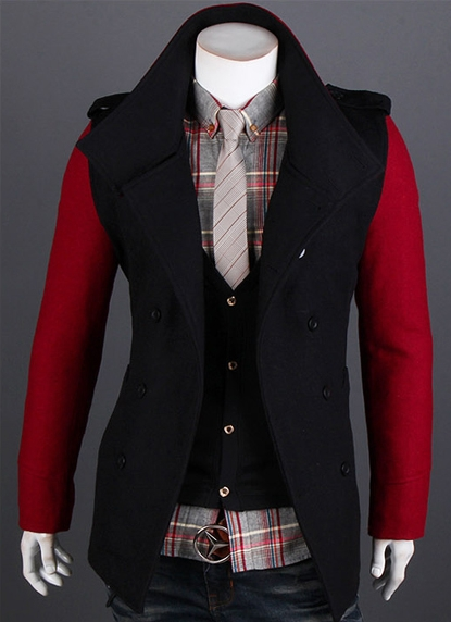 Popular Mens Wool Winter Coats Sale-Buy Cheap Mens Wool Winter ...