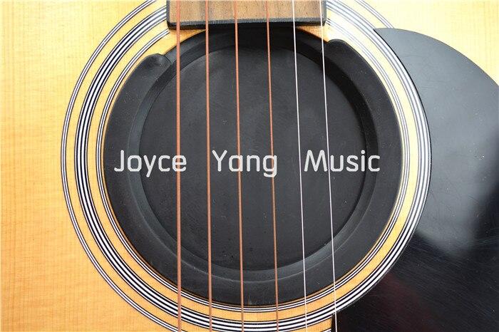 alice screeching halt acoustic guitar sound hole cover block plug for 41 39 39 42 39 39 acoustic guitar. Black Bedroom Furniture Sets. Home Design Ideas
