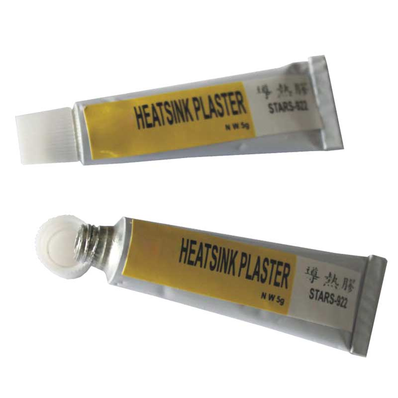 Heatsink Thermal Grease Paste Compound Silicon Scraper CPU Silicone Adhesive Cooling Strong Compound Glue For Heat Sink StiND998