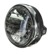 12 V 7 Cal Motocykl Rower Okrągłe Reflektory Halogenowe H4 Żarówki Czołówka Side Góra Styl Dla Honda Kawasaki Dla Suzuki/Yamaha