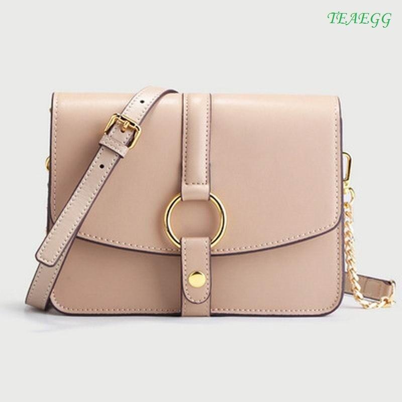 Kleine Einfache Neue Quadratische Weibliche Gürtel Handtasche Mini Wilden Beutel Diagonal Leder Ring 2019 Tasche Weiblichen CZxqx8
